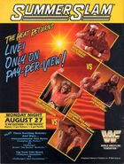 SummerSlam 1990 Poster
