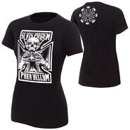 Triple H Prepare For War women T-Shirt