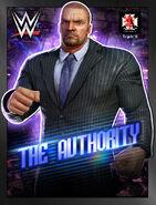 WWE Champions Poster - 023 TripleHAuthority