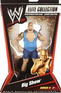 WWE Elite 4 Big Show