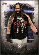 2016 Topps WWE Undisputed Wrestling Cards Bray Wyatt 5