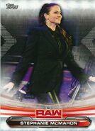 2019 WWE Raw Wrestling Cards (Topps) Stephanie McMahon 69