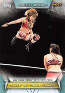 2019 WWE Women's Division (Topps) Io Shirai 86