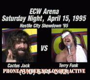 3-28-95 ECW Hardcore TV 12
