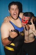 Kevin Steen 8