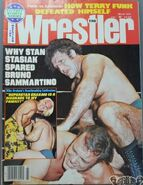 The Wrestler - March 1977