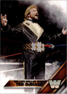2016 WWE (Topps) Ted DiBiase 77