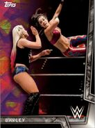 2018 WWE Women's Division (Topps) Bayley 4