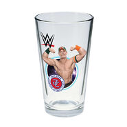 John Cena Toon Tumbler Pint Glass