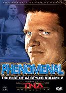 Phenomenal The Best of AJ Styles Vol. 2