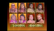 SS 89 The Ultimate Warriors vs. The Heenan Family
