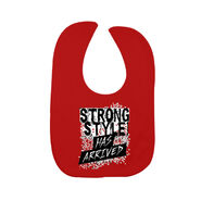 Shinsuke Nakamura Strong Style Has Arrived Bib