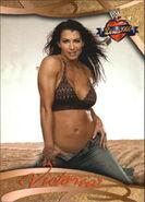 2004 WWE Divas 2005 (Fleer) Victoria 48