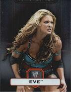 2010 WWE Platinum Trading Cards Eve 71