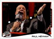 2014 WWE (Topps) Paul Heyman 63