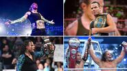Grand Slam winners Jeff Hardy