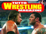 Tutto Wrestling Magazine - July 2005