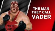 WWE Network Collections The Man They Call Vader