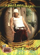 2002 WWE Absolute Divas (Fleer) Jeff Hardy 64