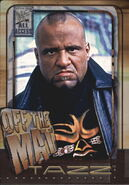 2002 WWF All Access (Fleer) Tazz 72