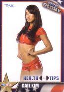 2013 TNA Impact Glory Wrestling Cards (Tristar) Gail Kim 41