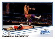 2013 WWE (Topps) Damien Sandow 52