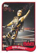 2018 WWE Heritage Wrestling Cards (Topps) Goldust 30