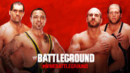 BG 2013 Tag Team Match