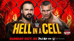 HIAC 2020 Drew McIntyre v Randy Orton