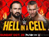 Hell in a Cell 2020 Drew McIntyre v Randy Orton