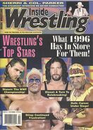 Inside Wrestling - February 1996