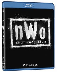 NWO New World Order Blu-Ray cover