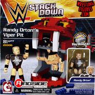 WWEStackdownRandyOrtonViperPit