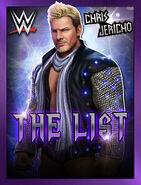 WWE Champions Poster - 007 ChrisJerichoGOAT
