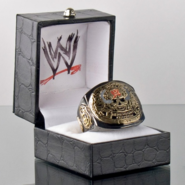 WWE Smoking Skull Championship Finger Ring