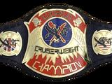XWF Cruiserweight Championship