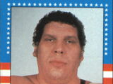 1987 WWF Wrestling Cards (Topps) Andre The Giant (No.2)