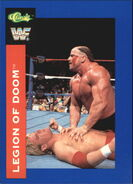 1991 WWF Classic Superstars Cards Legion Of Doom 136