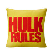 Hulk Hogan Hulk Rules Pillow