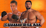 Ken Shamrock Vs Steve Blackman