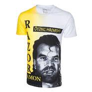 Razor Ramon Oozing Machismo Retro T-Shirt