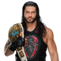 Roman Reigns WWE Intercontinental Championship