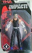 TNA Deluxe Impact 4 Jeff Hardy