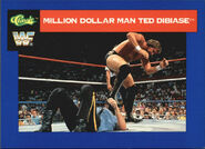 1991 WWF Classic Superstars Cards Ted DiBiase 59