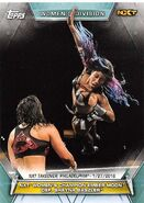 2019 WWE Women's Division (Topps) Ember Moon 62