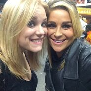 Jessie and Nattie