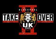 NXT UK TakeOver BlackPool II Logo