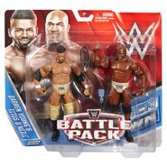 Prime Time Players - WWE Battle Packs 39