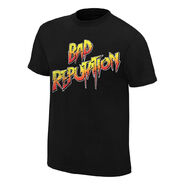 Ronda Rousey Bad Reputation Authentic T-Shirt