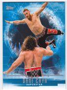 2017 WWE Undisputed Wrestling Cards (Topps) Sami Zayn 32